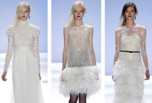 Tadashi Shoji Fall 2013 Collection Review - Fall of the Russian Empire