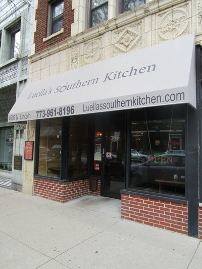 Luella S Southern Kitchen Restaurant Review Southern