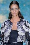 Monique Lhuillier Spring 2013 Ready-to-Wear Collection Review — Feathers & Scales