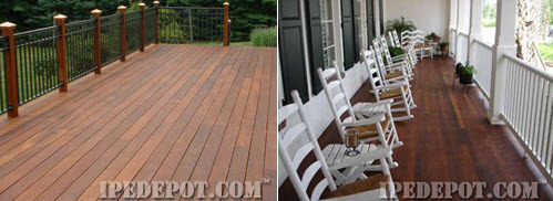 Review The Best Ipe Decking Choice Splash Magazines Los Angeles