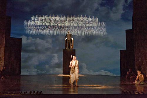 Satyagraha Review – Philip Glass' monumental tribute to ...