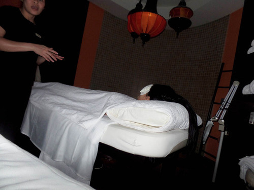 Sensasia Spa At Emirates Hills Golf Club Review The Two