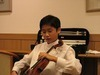 Violinist In Mo Yang at Dame Myra Hess Concert Review – Stunning!