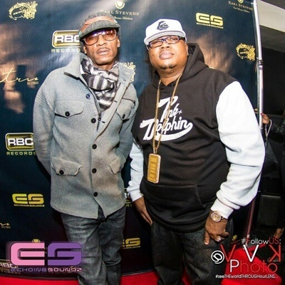 E 40 S Triple Album Release Party With Celebrities The