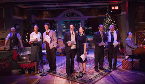American Blues Theater S 14th Year Of It S A Wonderful Life Review Charming Take On Holiday