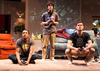 LEVELING UP at Steppenwolf Theatre, Review - Avoiding Reality Through Games