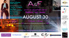 LA ART & FASHION INTERNATIONAL - Thursday August 30 2012 from 7:30 pm -1:00 am at Confidential