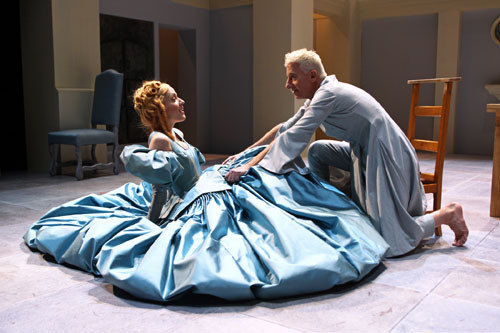 a review of a production of tartuffe a famous play by moliere Tartuffe or the impostor (le tartuffe or l'imposteur) is one of his most famous comedies, and one that immediately sparked conflict among the different factions it [] home reviews.
