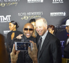 Floyd Mayweather's 40th Birthday Party - Inside J.W. Marriott Los Angeles