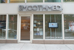 SmoothMed Botox in NYC - 30 minutes or less
