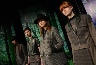 Charlotte Ronson Fall 2013 Collection Review – Flower Power is Alive and Well!