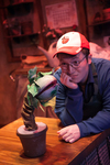 "American Blues Theater's ""Little Shop of Horrors"" Review – Bern Times Lend Campy Musical New Sting"