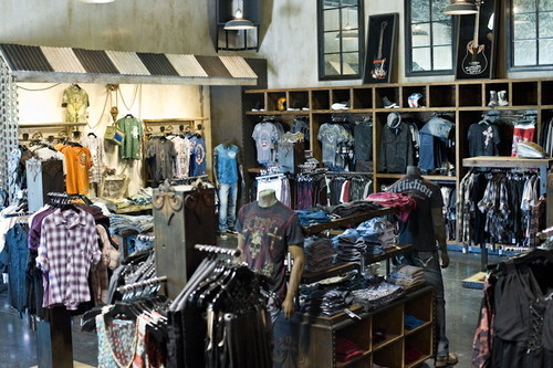 Beach clothing stores