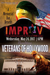 The Arts on Stage to Benefit the Hollywood Amerian Legion - Laugh to Support Veterans