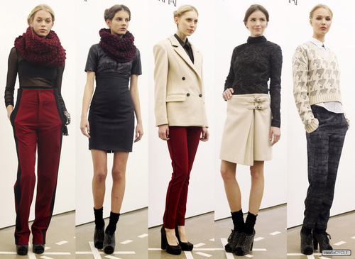 Jonathan Simkhai Fall 2011 Collection Review Refined