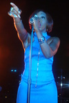 Estelle Performs At The London Hotel - A Rooftop Evening Of Music And Fun