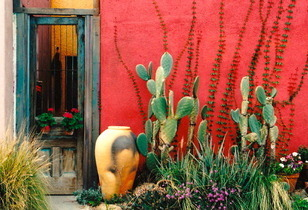 Barrio Historico - The Spirit of the Southwest