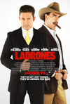 "'Ladrones' (2015)-Latinos in Hollywood ""Exclusive Interview"""