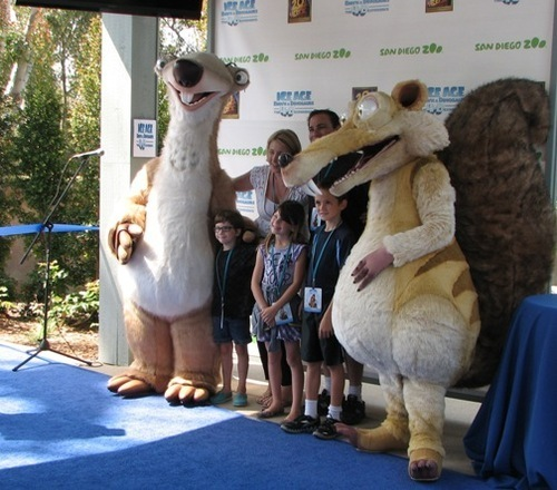 San Diego Zoo Ice Age 4-D Experience Review - A Fun Trip ...