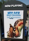 San Diego Zoo Ice Age 4-D Experience Review - A Fun Trip Back in Time