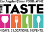 Taste of LA - Review: Food Glorious Food
