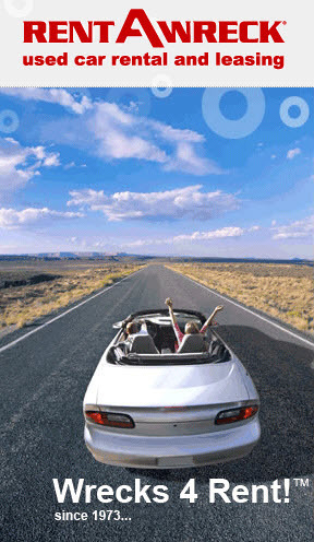 Rent A Wreck Car Rental Review There When I Needed Them