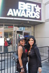 VVigoure Fashion Designer Patricia Vega attends BET 14 - 2014 BET AWARDS at NOKIA