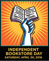 Celebrating Independent Bookstore Day with Author Favorites