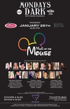 """Mondays Dark"" at Vinyl Jan 26- to Benefit THE GAY & LESBIAN COMMUNITY CENTER OF SOUTHERN NEVADA"
