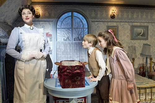 Mary Poppins Review The Magical Broadway Musical Now On
