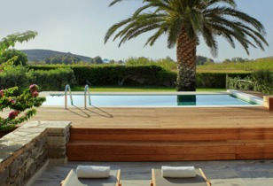 Yria Boutique Hotel & Spa - A micrography of an island village in Paros