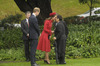 Royal Family – Royal Welcome in Wellington, New Zealand