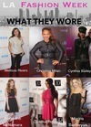 LA Fashion Week - What They Wore