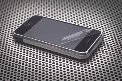 invisibleSHIELD by ZAGG for the iPhone