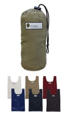 Olive Smart Sack - includes 6 reusable bags