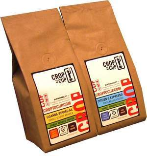 Crop to Cup Coffee - Uganda Bugisu AA and Citizen's Espresso
