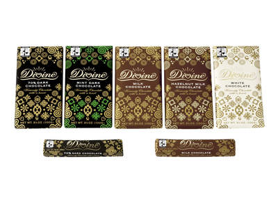 Divine Chocolate Products