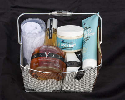 NAVAN Spa Kit available at www.1-877-spirits.com