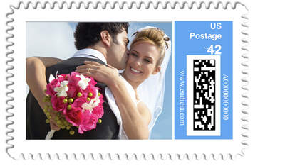 PictureItPostage is a great way to personalize your wedding invitations!
