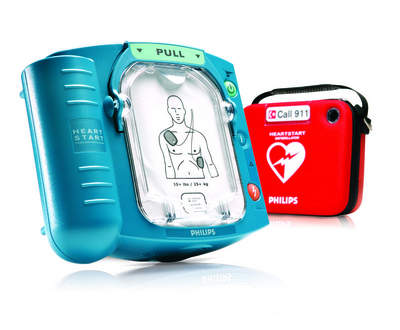 Philips HeartStart Home Defibrillator