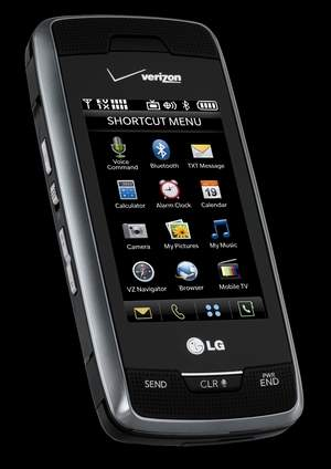 Verizon Wireless Voyager by LG