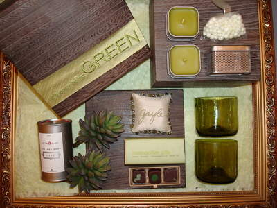 It's Easy Being Green Gift Box