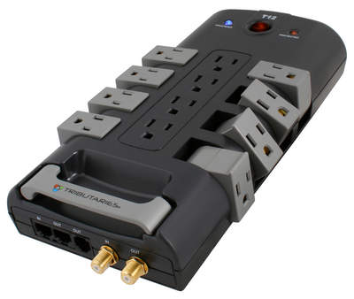 Tributaries T12 Power Strip