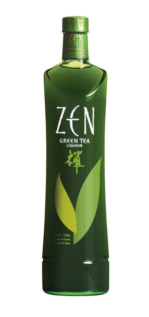 Zen Green Tea Liqueur from Skyy Spirits, LLC
