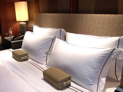 The Shogun Pillow at Conrad Bangkok