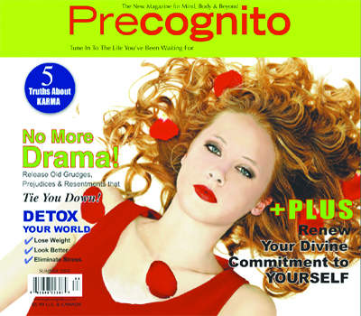 Precognito Summer Cover