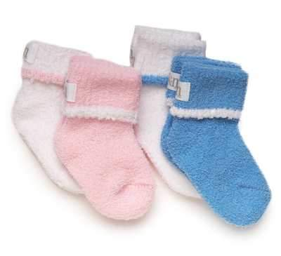 KN Karen Neuburger Infant Lounge Socks