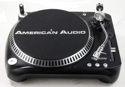 The TT Record from American Audio