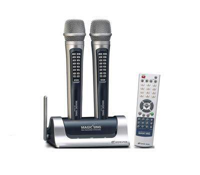 EG18000 Magic Microphone, Magic Mic, Magic Sing, Magic Karaoke, Karaoke Players, Karaoke Systems, Karaoke Machines
