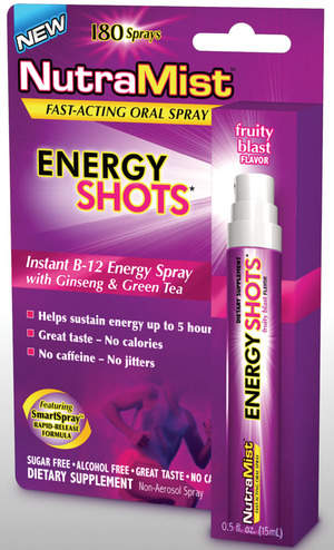 Energy Boost in box